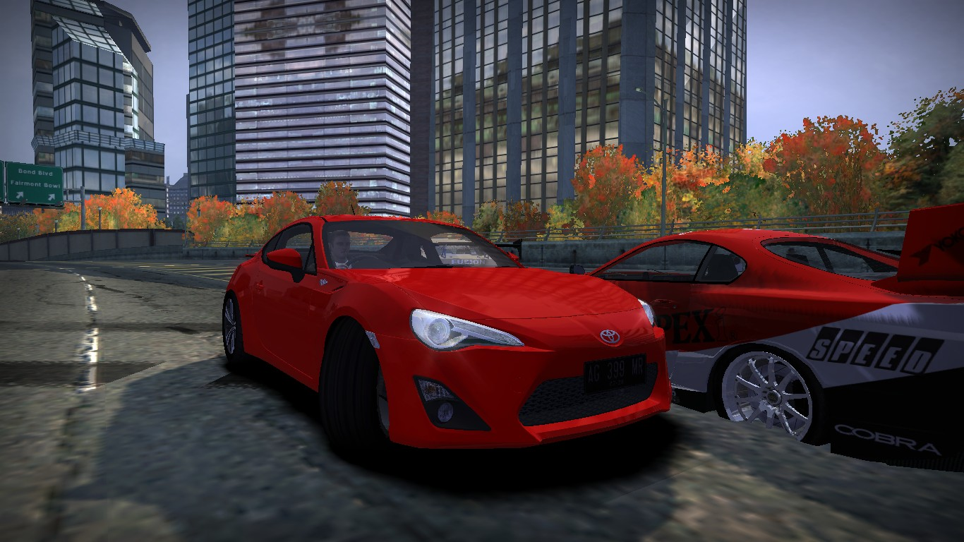 Toyota 86 Livery >> [NFSMW] Toyota GT86 - Traffic Cars ~ TURBO90 Blog