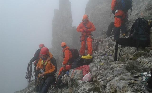 Γιάννενα: Εντοπίστηκαν Καλά Στην Υγεία Τους Οι 4 Ορειβάτες Που Αγνοούνταν στο Μέτσοβο