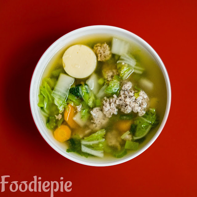 Mix Vegetable soup Recipe