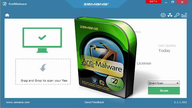شرح تحميل برنامج zemana الذي يحميك من الاختراق