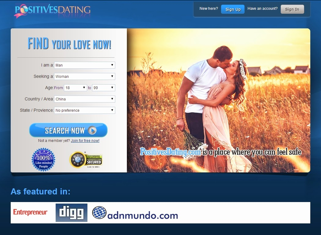 Hiv dating site reviews