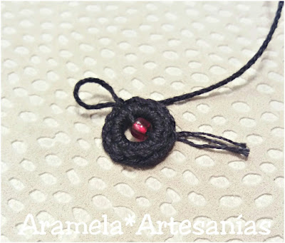 tutorial pulsera crochet 7
