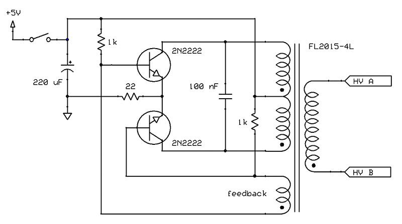solusi battery  cdi dc pakai inverter ccfl 12 volt untuk