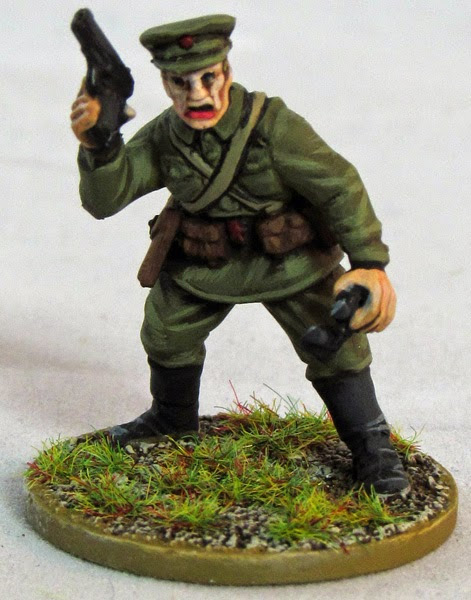 Eye Candy - Bolt Action - Soviet Infantry(40)