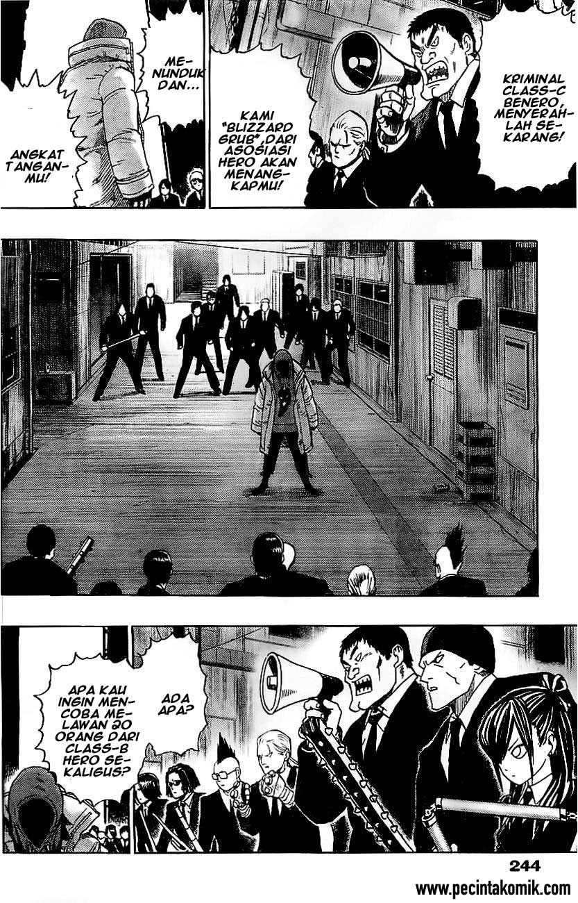 One Punch Man Chapter 50 Extra Part 2 Bahasa Indonesia