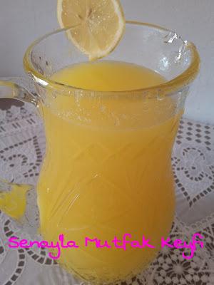 Buzlukta limonata