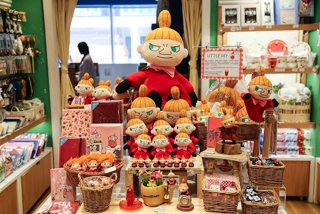 【有着數】帶埋阿美去海港城Moomin Cafe 即送限定飲品