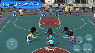 Street Basketball Association Mod Apk v2.0.5 Full version