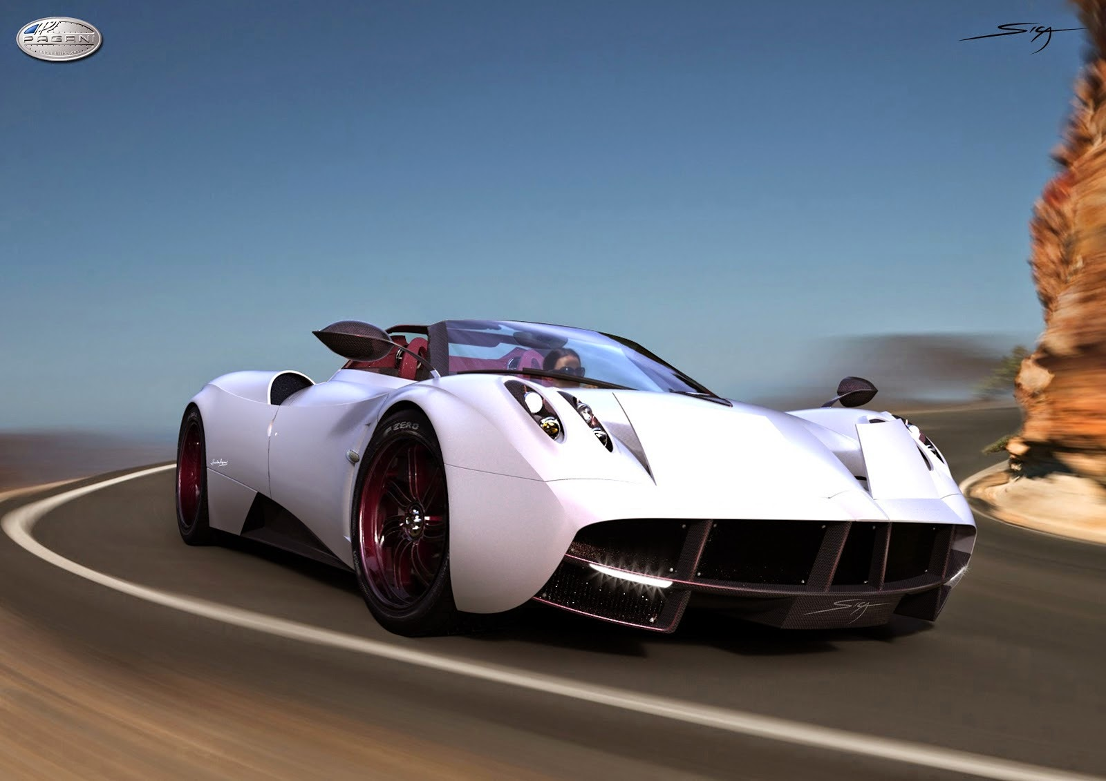 Pagani Huayra Roadster Slated To Debut Early 2016 At