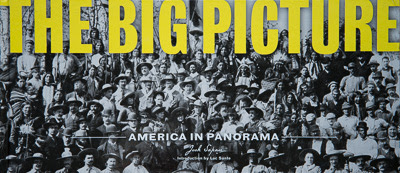 Couverture du livre The Big Picture - America in Panorama
