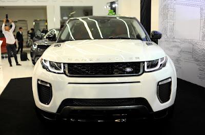 Range Rover Evoque 2016 chính hãng về Việt Nam