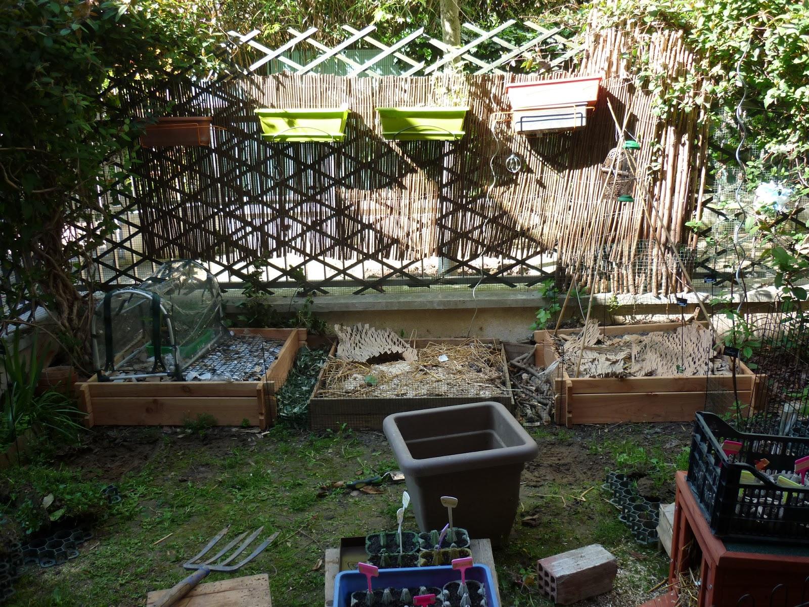 De brique et de brock petit tour du jardin le 9 avril - Petit jardin culinary arts tours ...
