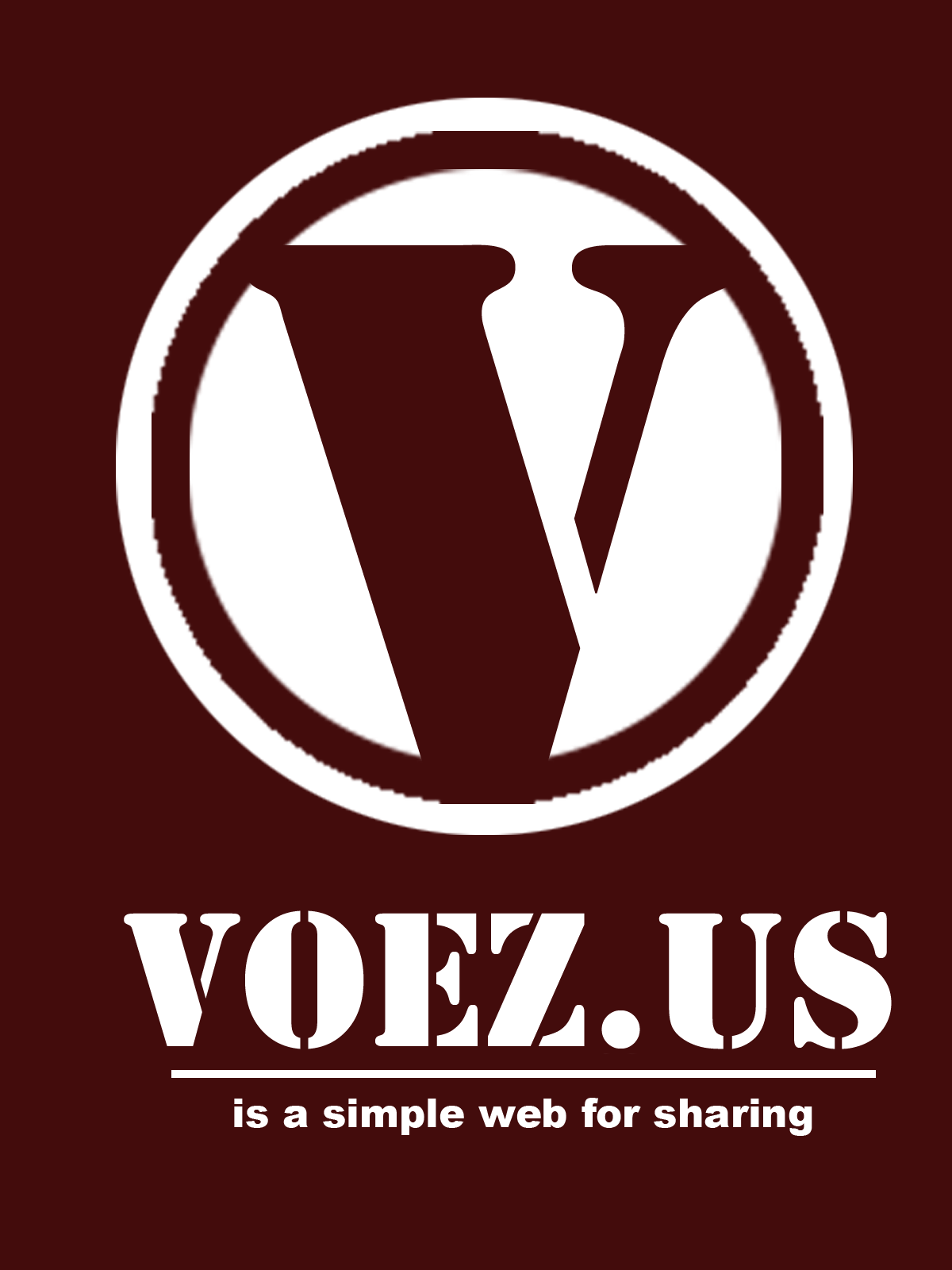 voez.us : is a simple web for sharing