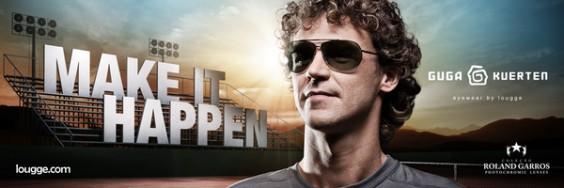 Gustavo Kuerten, repete a parceria de sucesso com a Lougge, e traz para a  Primavera-Verão uma coleção onde sua paixão pelo tênis serve de inspiração  para ... f207a86912