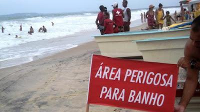 Criança de Mutuípe se afoga e desaparece em Guaibim
