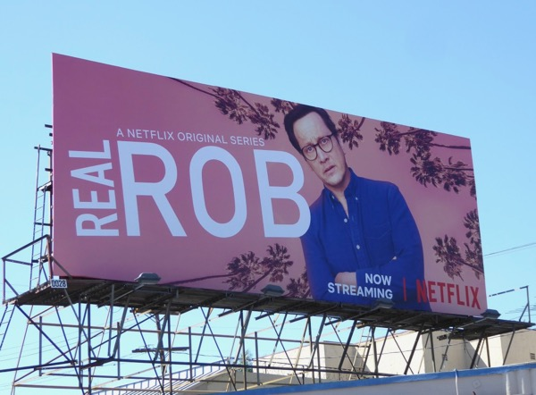 Real Rob season 2 billboard