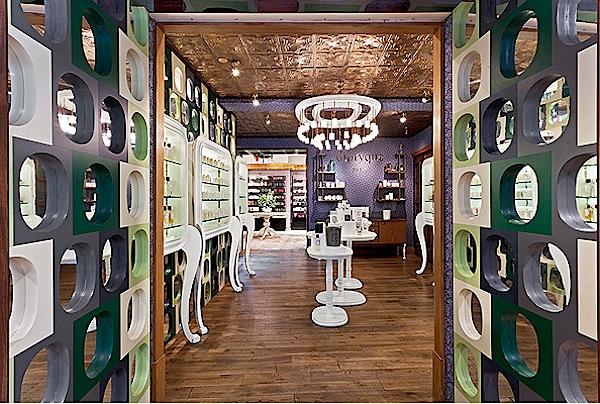 Luxury Retail Interior Design With Diptyque Style