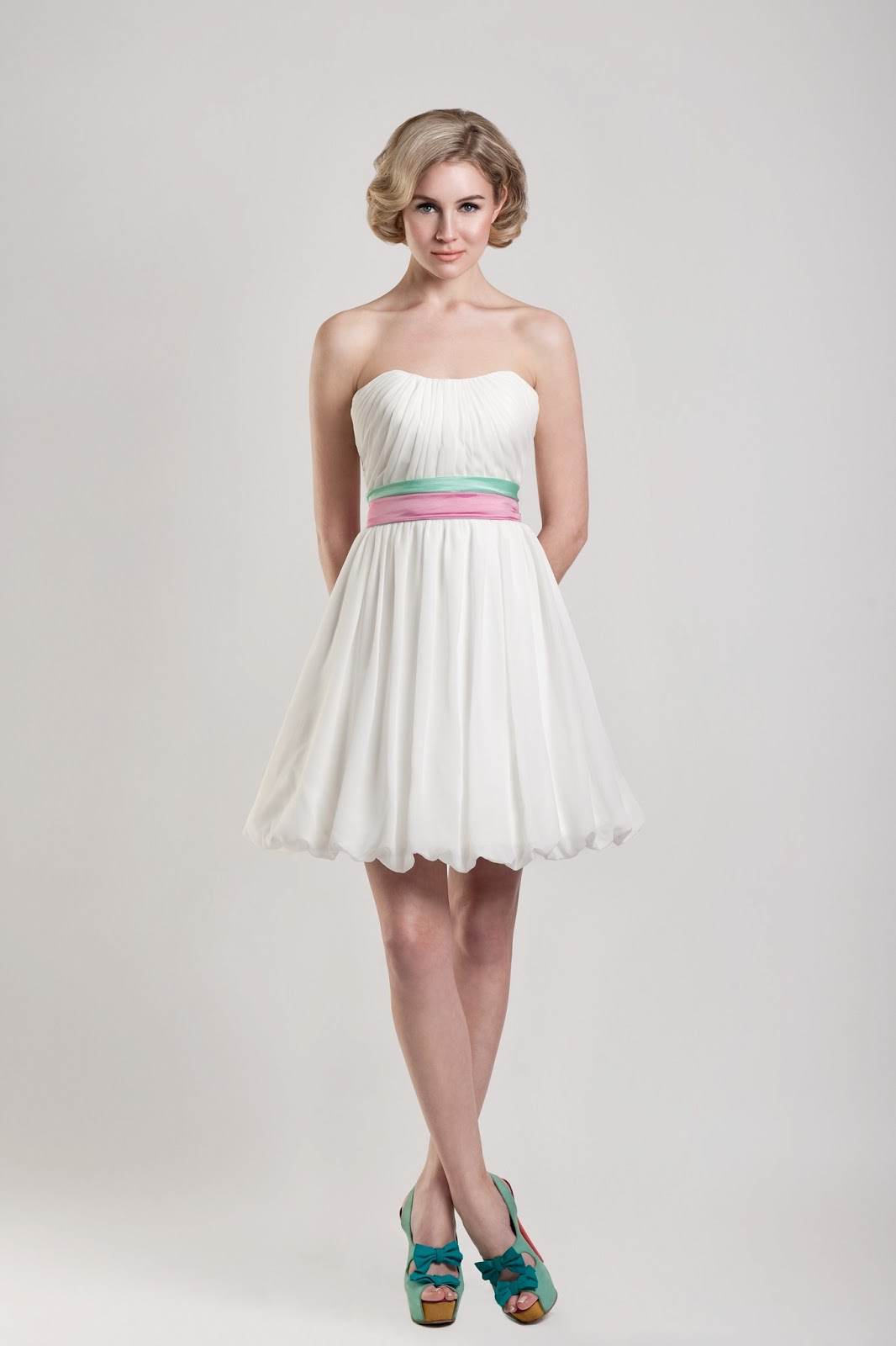 dressybridal 5 cute short wedding dresses for summer