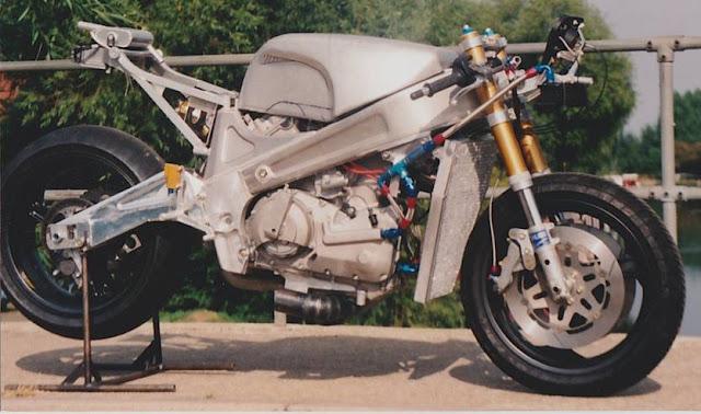 Harris Frame VR1000 Prototype