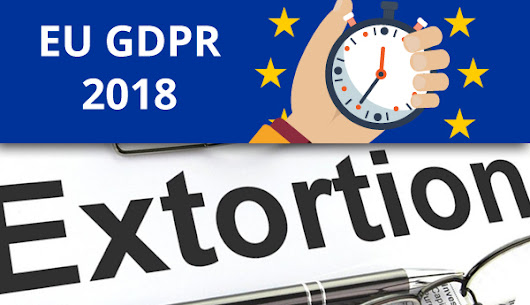 "Will ""GDPR Extortion"" become the new trend in cybercrime?"
