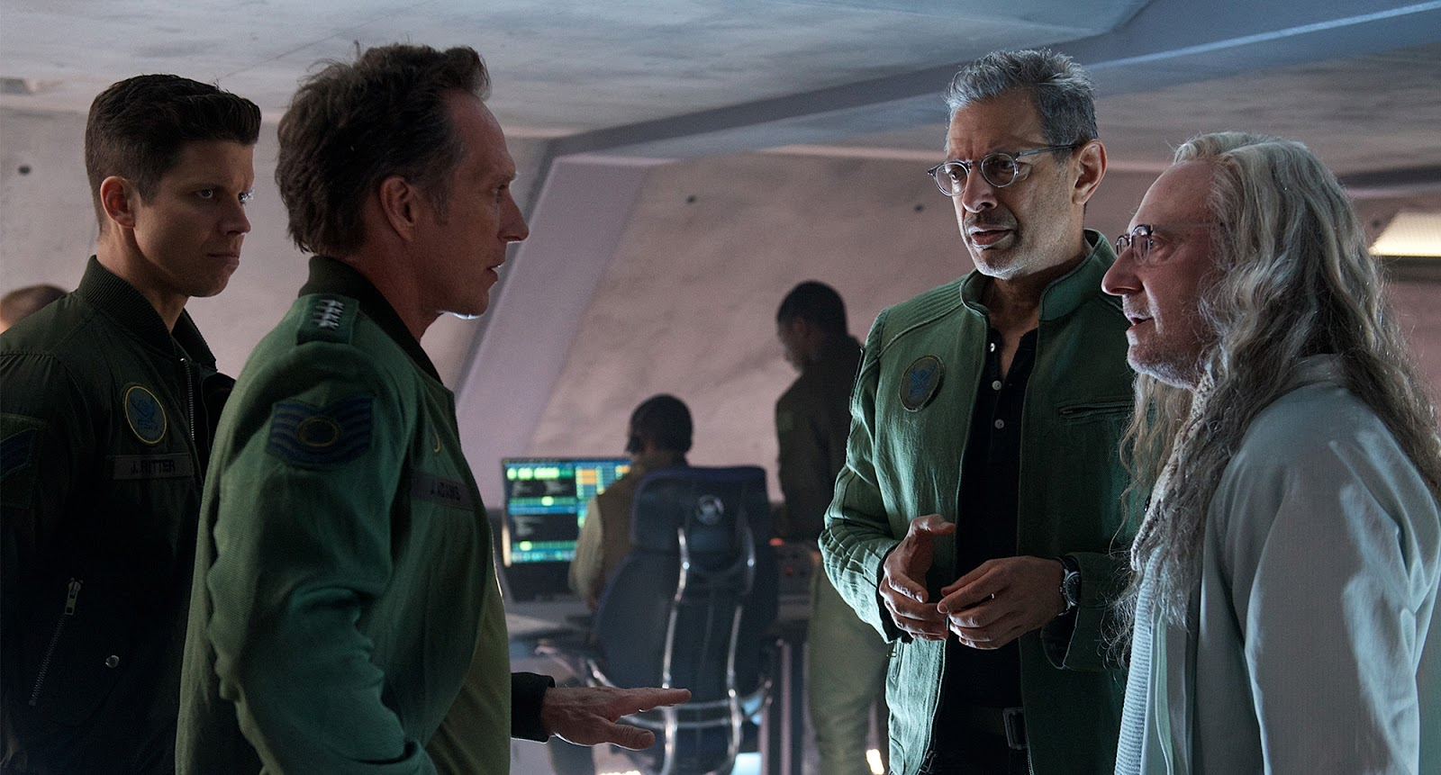 Independence Day Resurgence Filming