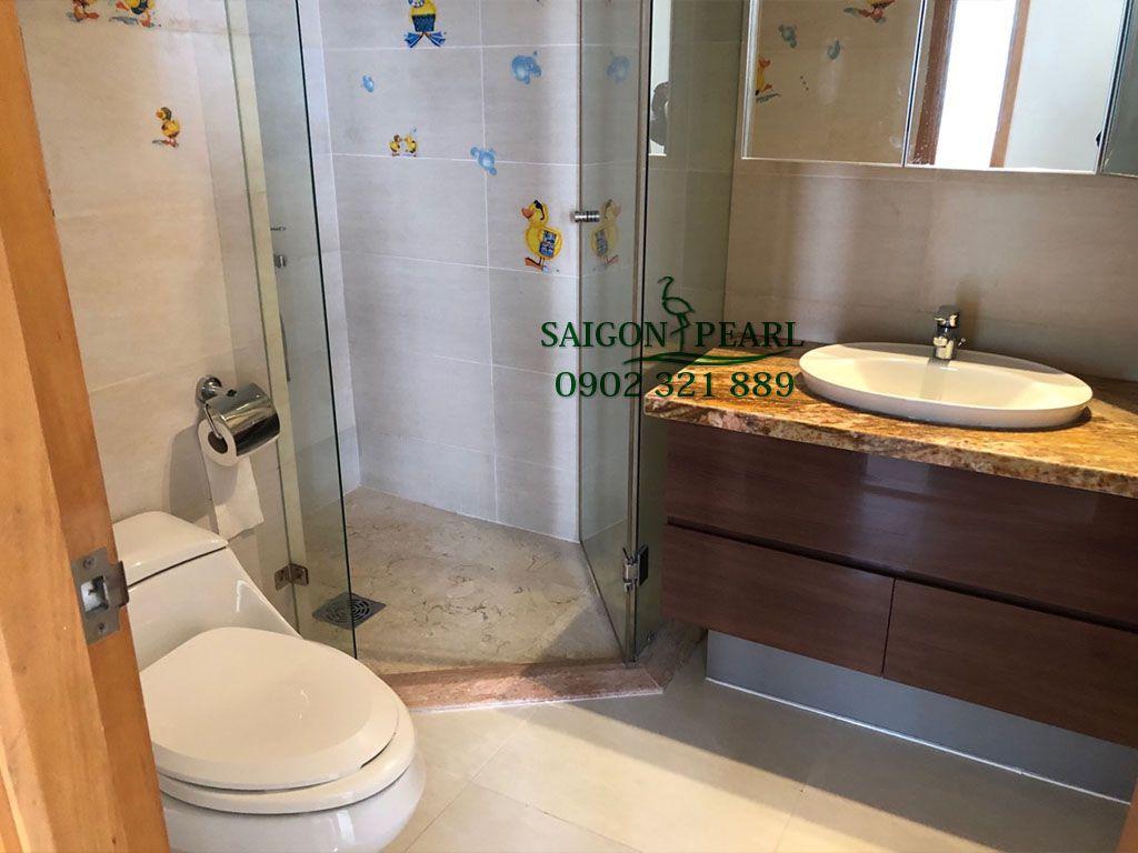 Shapphire 1 Saigon Pearl cho thuê căn hộ 2PN nội thất mới 1100$ - hinh 4