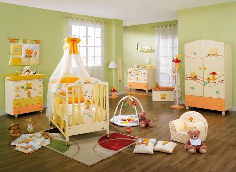 Decoracion de alcobas de bebes dormitorios de bebes - Decoracion dormitorio bebe ...