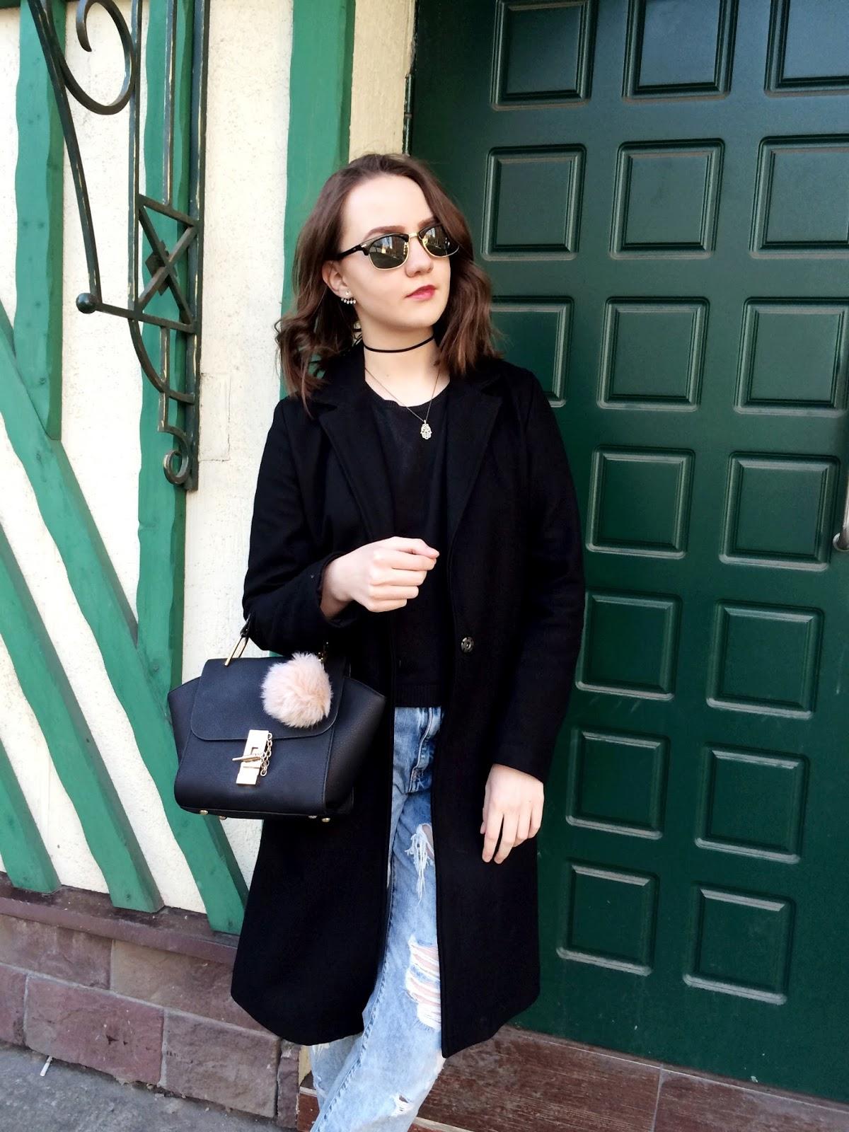 Hindsight Vintage Sunglasses | Asos | Blogger