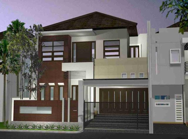 model garasi samping rumah terbaru