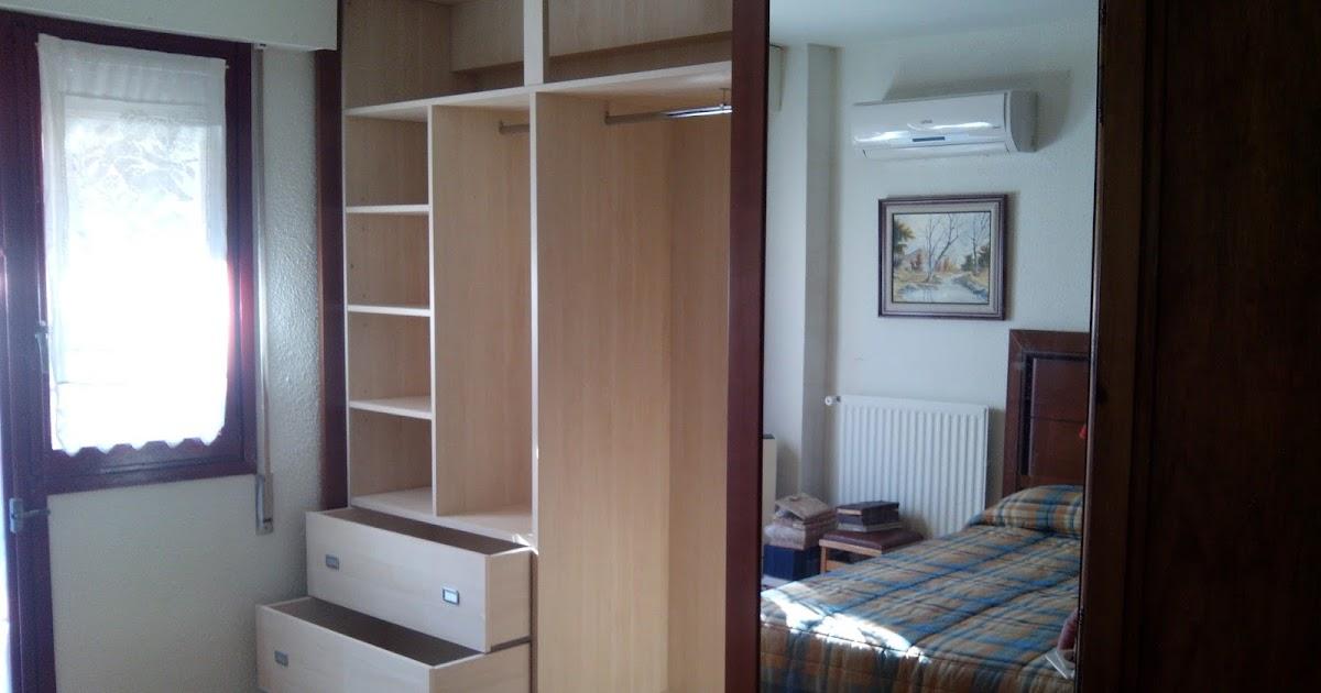 Interiores de armario personalizados muebles cansado zaragoza carpintero ebanista artesano - Muebles a medida en zaragoza ...