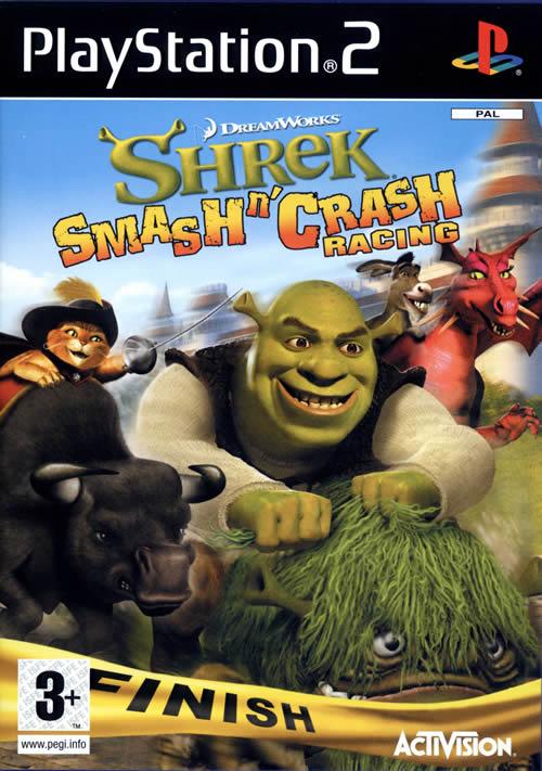 Shrek -Smash n Crash Racing