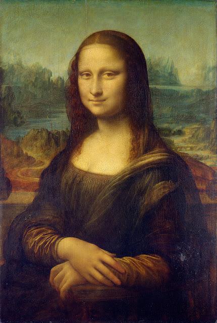 Mona Lisa, Salai, Da Vinci