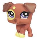 Littlest Pet Shop 3-pack Scenery Jack Russell (#1475) Pet