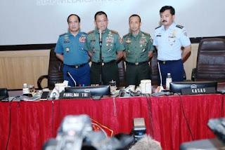 TNI Antisipasi Perubahan Global Akibat Krisis Ekonomi Dunia