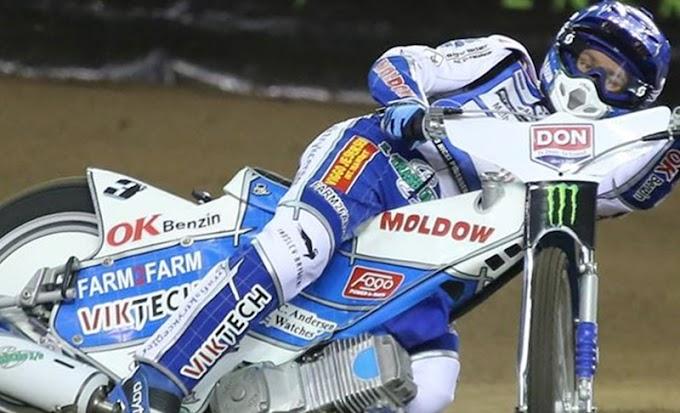 Nicki Pedersen elájult a F1-től
