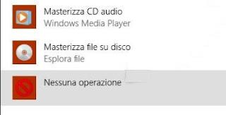 Masterizzazione Windows