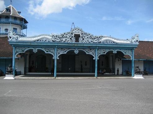 tempat wisata di kota solo Keraton Surakarta
