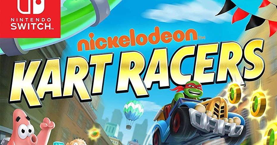 SuperPhillip Central: Nickelodeon Kart Racers (NSW, PS4, XB1