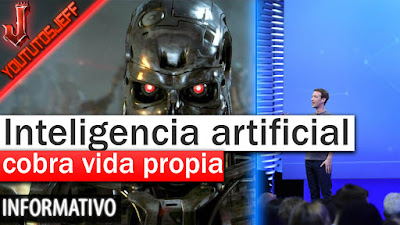 inteligencia artificial, Facebook, facebook 2017, robots, noticias 2017