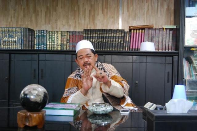 Ketua PCNU Kab. Sukabumi Abuya KH. R. Basith wafat Rabu (15/03/2017)