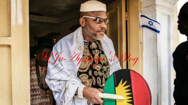 Nnamdi Kanu Reveals The States He's Claiming For Biafra Republic
