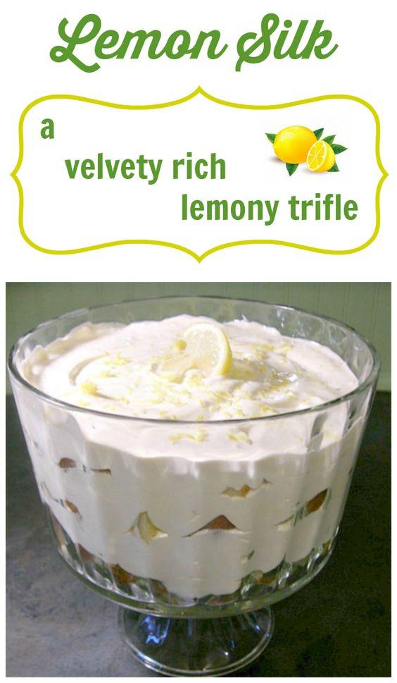 Lemon Silk