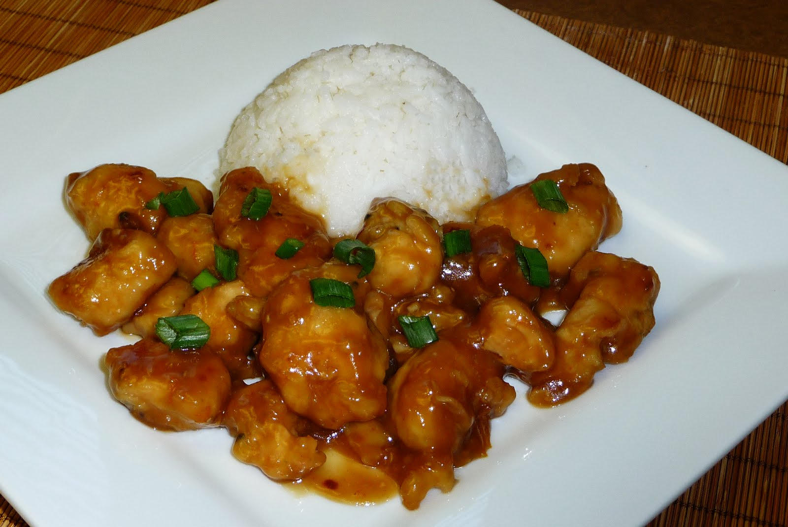 Pollo a la naranja estilo chino cocina facil for Pescado chino