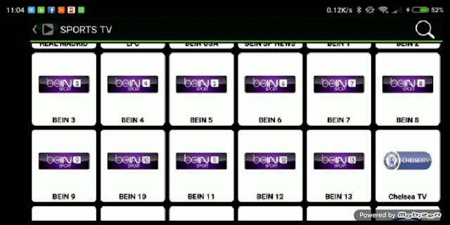 تحميل تطبيق SS BLACK EDITION لمشاهدة جميع القنوات المشفرة على هواتف الاندرويد