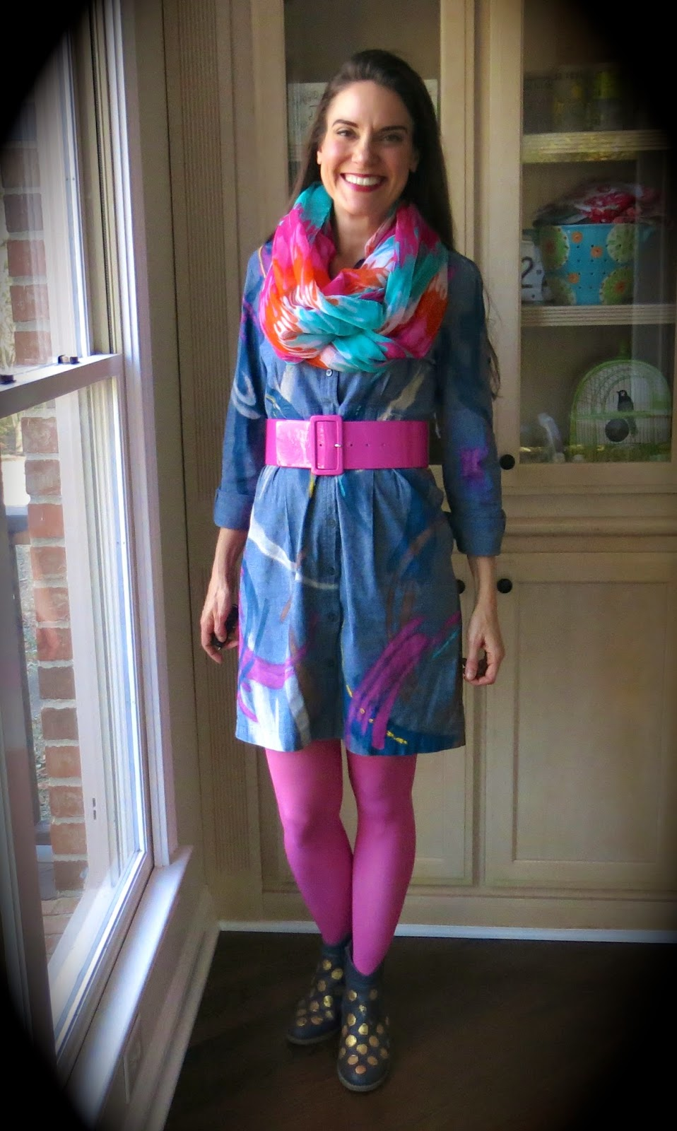Cassie Stephens What the Art Teacher Wore #130 and Artsy Book Clubbinu0026#39;