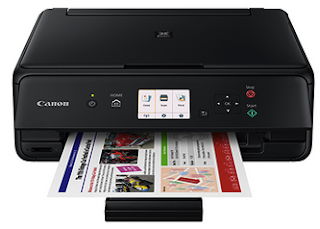 Canon TS5000 Driver & Software download