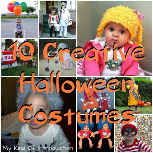 10 Creative Halloween Costumes for Kids