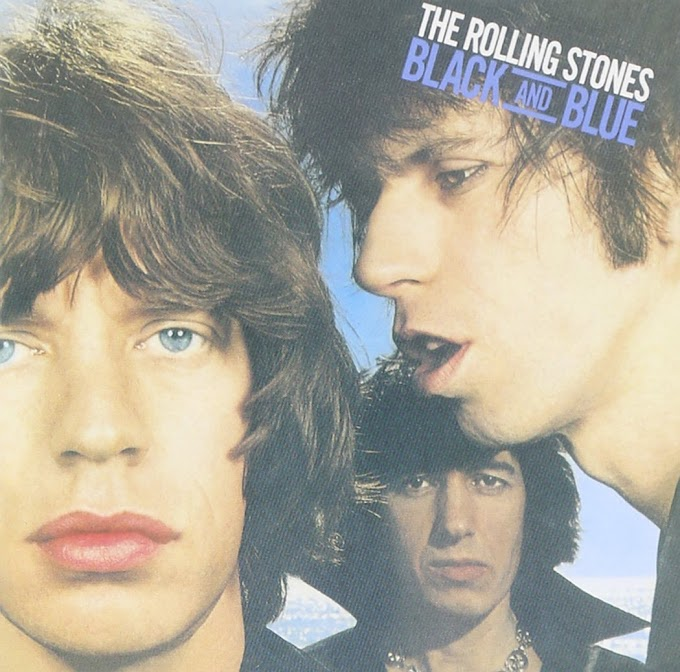 CD: Black and Blue - The Rolling Stones