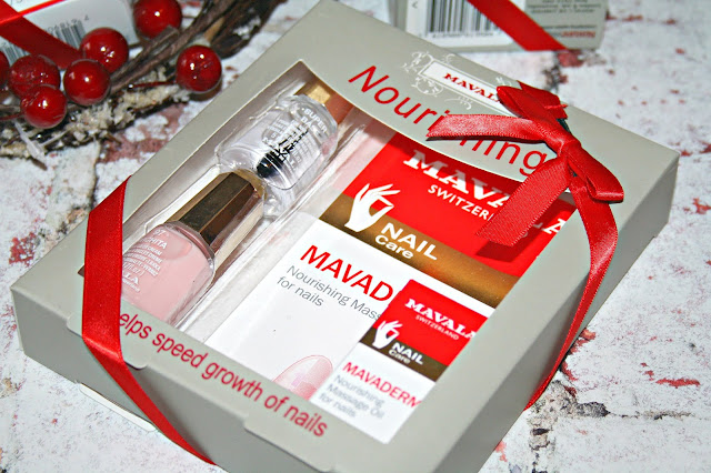 Mavala Nourishing Gift Set