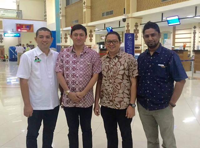 Pengurus KNPI Aceh versi Arafiq Dilantik